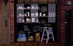 Sims 4 CC's - The Best: Kitchen Objecte by Dreamteamsims