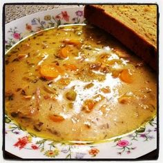 Coconut Curry Turkey Soup