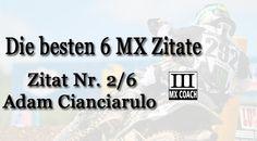 MX COACH: Meine Top 6 Zitate aus der Welt des Motocross Zitat Nr. 2