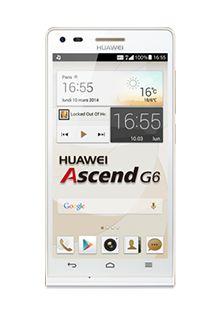 Alliant élégance et modernité, le Ascend G6 4G n'a rien à envier aux autres. Parfait pour ceux qui veulent de la qualité ! #SFR #NoelSFR #Huawei #smartphone