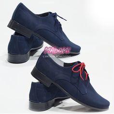 granatowe buty komunijne chłopięce
