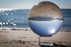 110 mm crystal ball photography