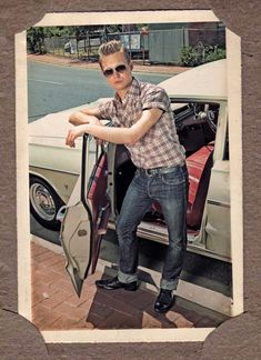 gah.... guys rockabilly | Rockabilly Chevy Joel Rockabilly with the Chevy