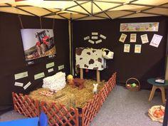 Farm Role Play Barn