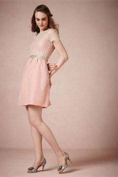 Sorbetto Dress from BHLDN #bridesmaids