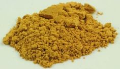 Eisenoxidocker gelb Krispie Treats, Rice Krispies, Tempera, Cement, Grains, Desserts, Food, Ice, Book