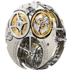 a0c1beaa3fc Chronométrie Ferdinand Berthoud FB1 Watch  Debuting A New-Old Name In Haute  Horlogerie Relógios