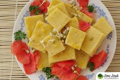 Samos, Polenta, Cantaloupe, Fruit, Food, Essen, Meals, Yemek, Eten