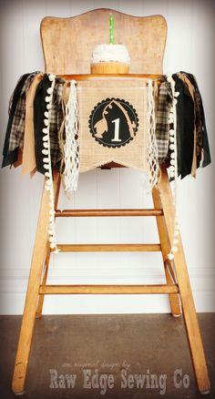 FISHING Woodland Camping Cabin Hunting Elk Deer Duck Buffalo Outdoors Birthday High Chair Highchair Birthday Banner I Am One First Custom - Modern Birthday Chair, Birthday Highchair, Hunting Birthday, Outdoor Birthday, Baby Boy First Birthday, Little Boy Blue, Fire Pit Backyard, High Chair Banner, Rubber Flooring