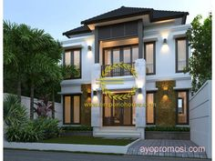 Desain Rumah Story by Heny_Property