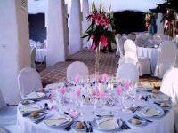 Wedding reception at Don Carlos Hotel