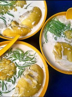Chendol Durian.
