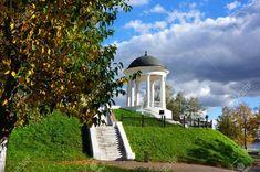 Rusia, ciudad de Kostroma en la temporada de otoño Foto de archivo - 21901691