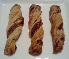 Cheese Twists - Easy, healthy, homemade dog treats. @Frosting Fran with K9Cakery.com shares some of the most amazing homemade dog treat recipes!
