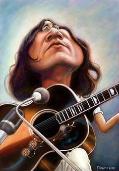 John Lennon by Walter Fornero/ Argentina