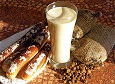 Horchata de Chufa con Fartons ¡El desayuno más valenciano!