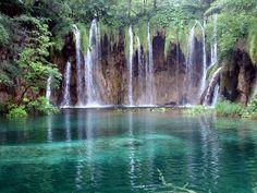 Plitvice Waterfalls, Croatia