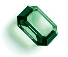 Emeralds always make me think of the Wizard of Oz.