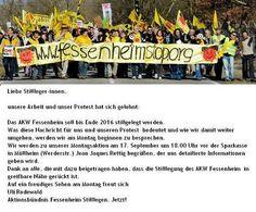 Aktionsbündnis Fessenheim stilllegen. JETZT!