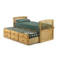 Hornblower Pine Bed