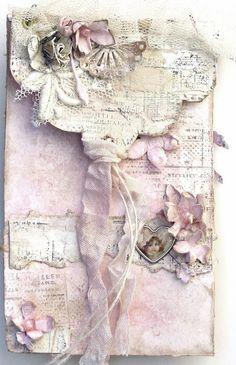 Scraps of Elegance - Somerset memories published artist.
