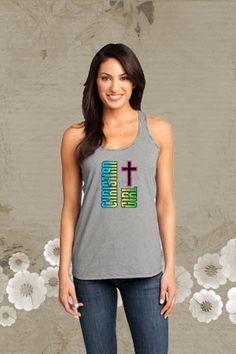 Christian Girl Racerback Tank
