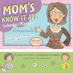 rsvp.com - Sellers Publishing Inc. - Mom's Know-It-All Planner