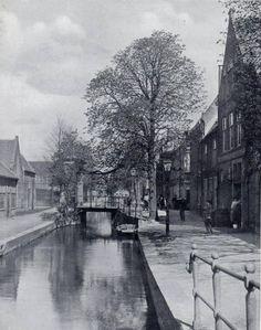 Doelen gracht Leiden
