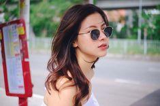 💚 #ฮ่องกงงงมากมาก Very Beautiful Woman, Beautiful Smile, Business Travel Outfits, Female Actresses, Girl Inspiration, Girls World, Eyeglasses For Women, Asia Girl, Ulzzang Girl