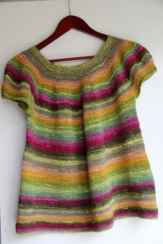 Ravelry: Project Gallery for Sixteen-Point Tee pattern by Cathy Carron
