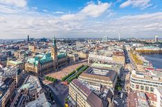 One-day travel guide to Hamburg, Germany