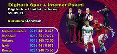 Digitürk Lig Tv Spor İnternet Paketi Kampanyaları