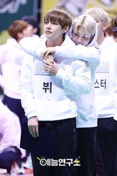 Vmin.. Jimin so protected taehyung