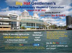 The BHG 10-Year Anniversary Weekend!