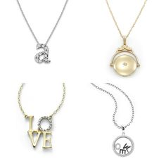 Esther's latest blog post suggests ways to add to your jewelry wardrobe with the newest styles on celebrities and in magazines. These are jewels that will stand the test of time and look chic 20 years from now, too. Example 3: Already have a diamond solitaire necklace? Try a personalized or message pendant. Personalized or message jewelry celebrate a passion for a jewel of your own.
