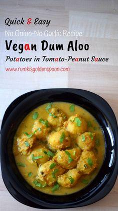 Fresh Tomato Recipes, Garlic Recipes, Curry Recipes, Sauce Recipes, Vegetarian Recipes, Indian Food Recipes, Ethnic Recipes, Vegan Curry, Recipe Please