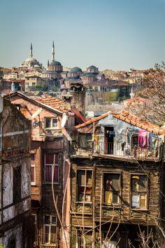 Istanbul, Turkey  (by David Grawrock)
