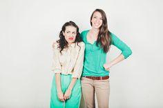 Miranda And Rachel Ballinger