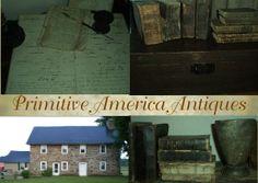 Primitive American Antiques
