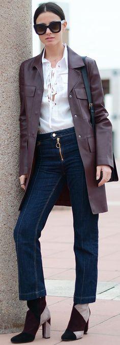 681 mejores imágenes de chaquetas de dama en 2019 464a8d71b9b0