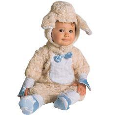 Blue Lamb Infant Costume