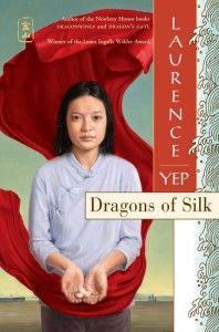 Children's Book  - Dragons of Silk, reviewed on litkidz.com