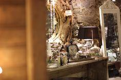 Ausstellung Brunnenschmiede im Heimbacher Hof - Dekorationen in angesagter Shabby-Chic & Vintage Lebensart - Weihnachten | BRUNNENSCHMIEDE.DE