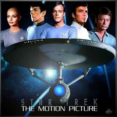 Star Trek the Motion Picture Movie - Bing Images Star Trek, Paramount Pictures, Motion Picture, Classic Movie Posters, Stars, Film Posters, Star Trek Posters, Picture, Science Fiction Film