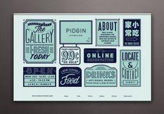 Pidgin Branding Presents Potpourri of Styles, Ideas