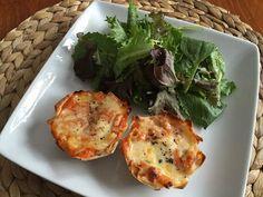 À porc egal: Mini-lasagnes Mini Lasagne, Baked Potato, Pizza, Potatoes, Baking, Ethnic Recipes, Pork, Italian Cuisine, Food