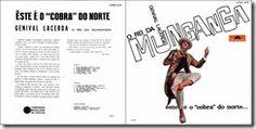Vinil Campina: Genival Lacerda - 1966 - este é o cobra do norte
