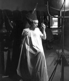 Bride of Frankenstein (1935) elsa lanchester