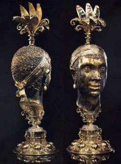 The Moors Head: The Ladino Moors. There is a history of the Jews of Cape Verde,the Guinea Rivers andGulf of Biafra