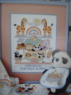 BABY COUNTED CROSS STITCH PATTERNS - FREE PATTERNS